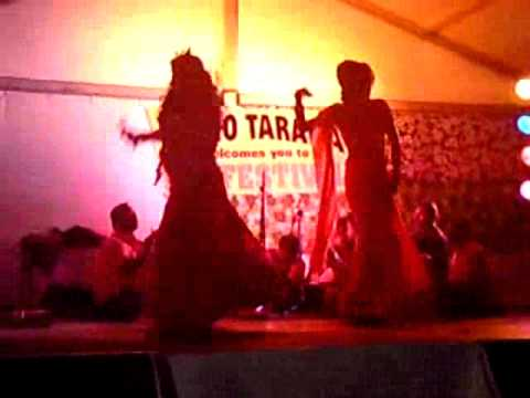 Radio Tarana Fiji Festival 2010 Hurricane Bibi & Bijuria # 1