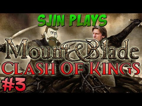 Mount and Blade: Clash of Kings #3 -  Training Day