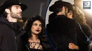 Priyanka Chopra CAUGHT Kissing A Hollywood Actor LehrenTV