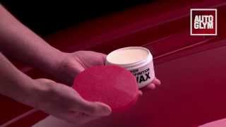 How to use Autoglym High Definition Wax
