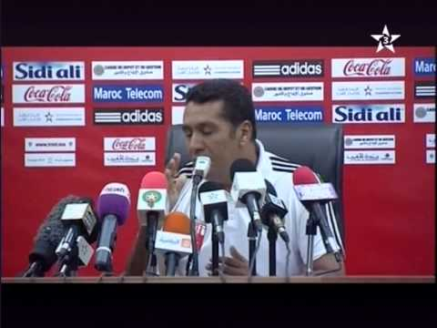 Maroc vs Mozambique : Conférence de presse de Rachid Taoussi