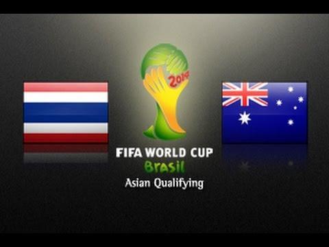 ไทย 0-1 ออสเตรเลีย - World Cup Qualifiers 15-11-2011