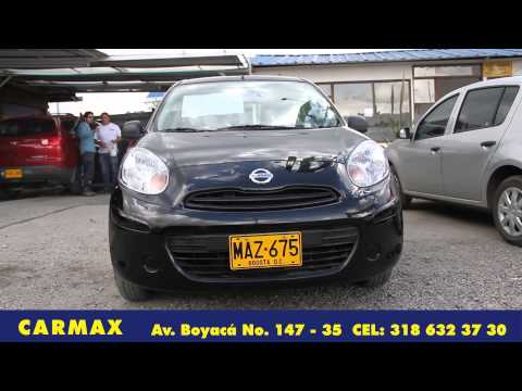 Nissan March 2012 $ 21.900.000