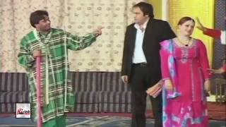 Best of Shazeb Mirza, Hassan Murad & Irshad Ahmed - PAKISTANI STAGE DRAMA FULL COMEDY CLIP