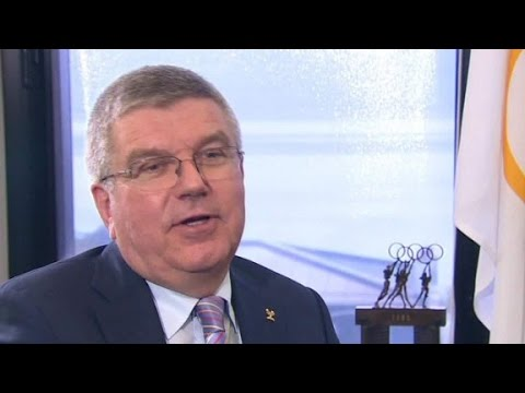 Exclusive: Olympic Chief talks about doping allegations