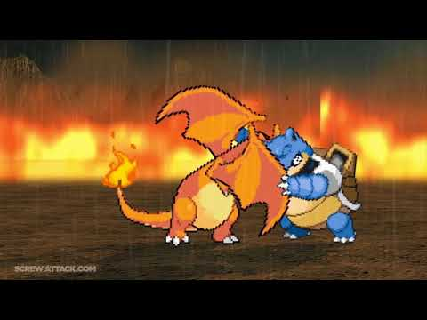DEATH BATTLE! - Pokemon Battle Royale | DEATH BATTLE! | ScrewAttack