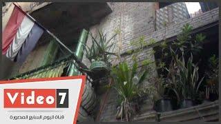شاهد المنزل الذى عاش فيه «جمال عبد الناصر» و«موشى ديان» بوسط القاهرة