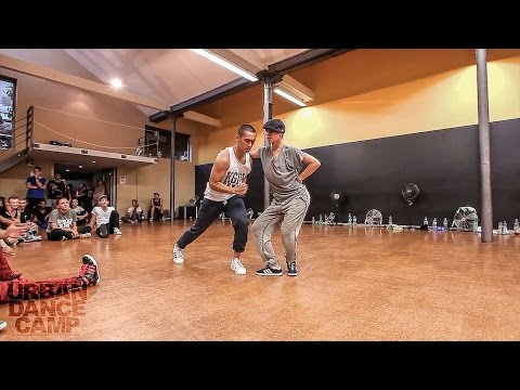 Keone & Mariel Madrid :: Dangerous by Michael Jackson (Choreography) :: Urban Dance Camp