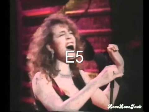 Mariah Carey Vs Celine Dion (Belted Notes C5-G5)
