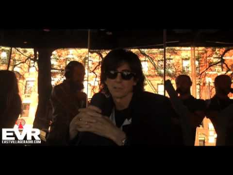 Ric Ocasek Interview on East Village Radio Part 1