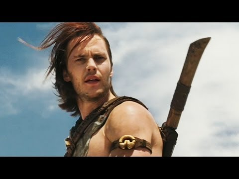 JOHN CARTER Trailer 2012 Movie - Official [HD]