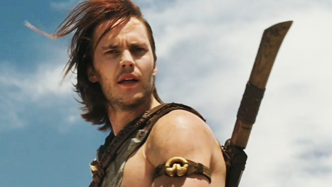 JOHN CARTER Trailer 2012 Movie - Official [HD] - YouTube