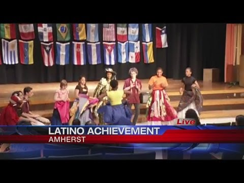 Latino Achievement night in Amherst