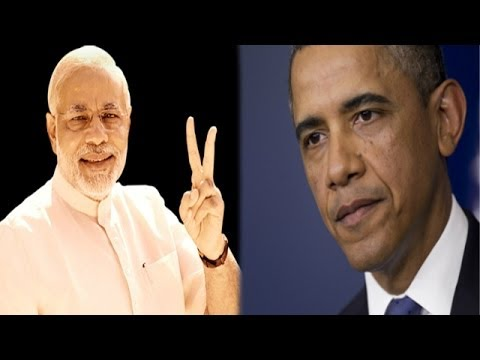 Narendra Modi accepts Barack Obama's invite