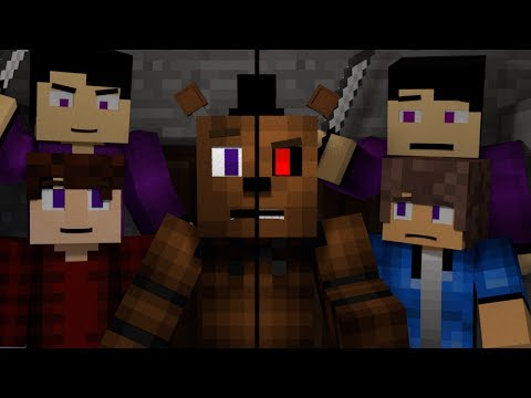 Look At Me Now   FNAF Minecraft Music Video   3A Display (Song by TryHardNinja)