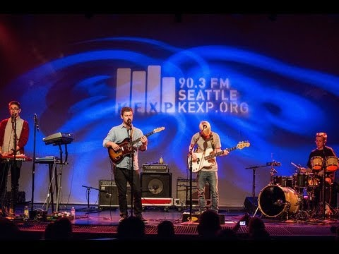 Alt-J - Full Performance (Live on KEXP)