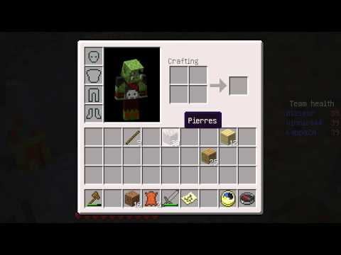 Minecraft : Hunger games #2