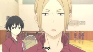 Tanaka-kun wa Itsumo Kedaruge funny moment 2