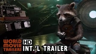 Guardians of the Galaxy Official International Trailer #2 (2014) Marvel HD
