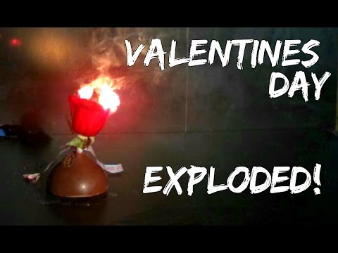 Valentine's Day Exploded!!