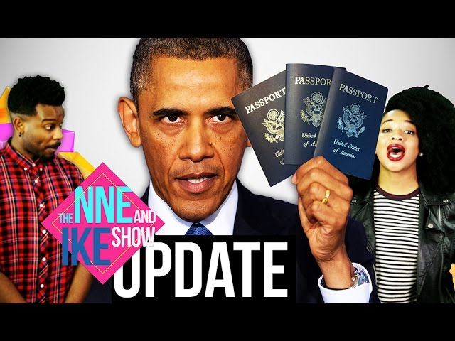#NNEANDIKEUPDATE : Obama's Immigration Reform, Bill Cosby's Sex Allegations and More!
