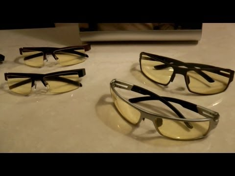 GUNNAR Optiks glasses review and 2012 line tour