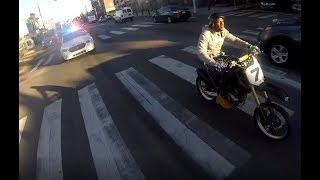 DIRTBIKERS VS COPS - Best Police Dirtbikes Chases #20
