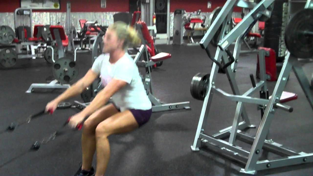 Cable Sissy Squat Youtube