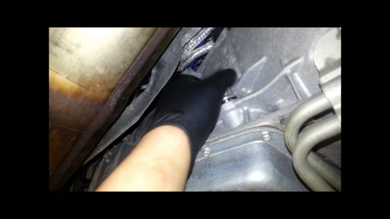 checking the F150 EcoBoost transmission fluid-JoeTheAutoGuy - YouTube