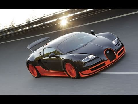 Super Insane: 2011 Bugatti Veyron Super Sport