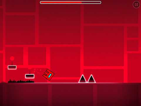 GEOMETRY DASH (Stereo Madness, Level 1