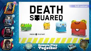 Steam Remote Play Together Event - Death Squared (rebroadcast segment 05 of 10)