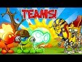 Teams vs Pharaoh Zombie Plants vs Zombies 2 Gameplay - Only The best Teams of Plants vs Hard Zombie