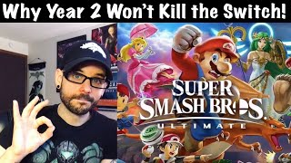 Why a slow Year 2 won't kill the Nintendo Switch momentum! | Ro2R