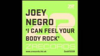 Joey Negro - I Can Feel Your Body Rock  preview  (JN Pianohead Dub)