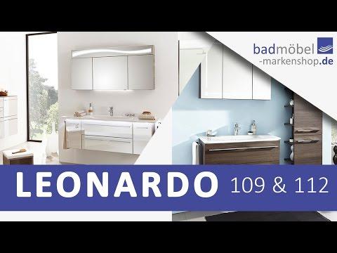 badmobel leonardo, top-videos auf ratgeber hausbau & renovierung - badmöbel & spiegel, Design ideen