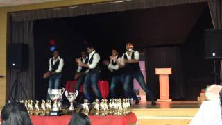 Bollywood Fusion Group Performance