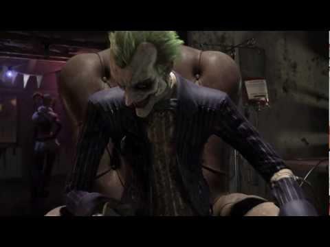 Teaser - Announce HD Trailer - Batman: Arkham City