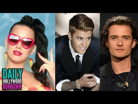 "Katy Perry's Drops ""This Is How We Do"" Video & Celebs REACT to Justin Orlando Fight! (DHR)"