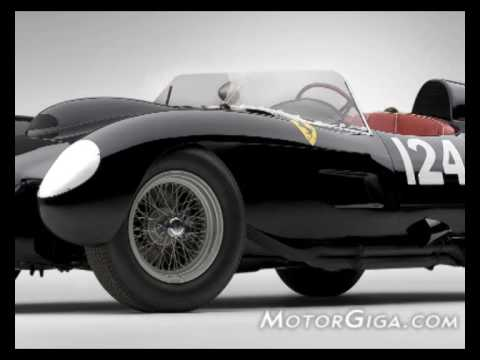 Ferrari 250 TR (El más caro del mundo) Video