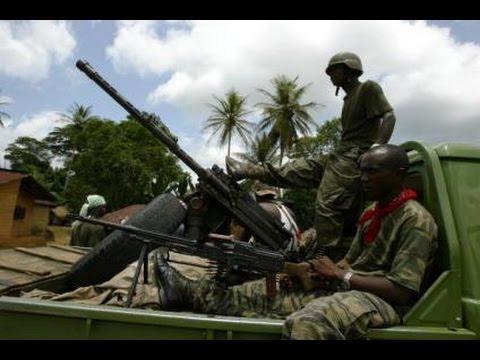 Making History-2 Liberia- War With Sierra Leone