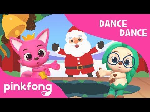 Jingle Bells | Christmas Carol | Dance Dance | Pinkfong Songs for Children