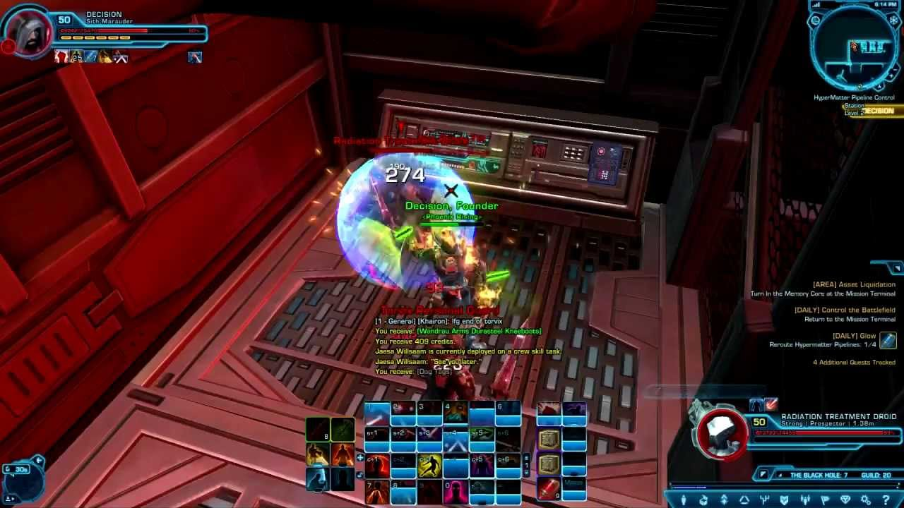 black hole commendations swtor - photo #15