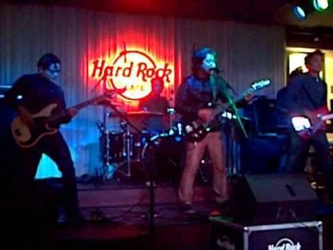 Radio Island live at Hars Rock Cafe Kuala Lumpur