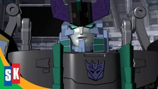 Optimus Prime Vs. Megatron - Transformers: Cybertron