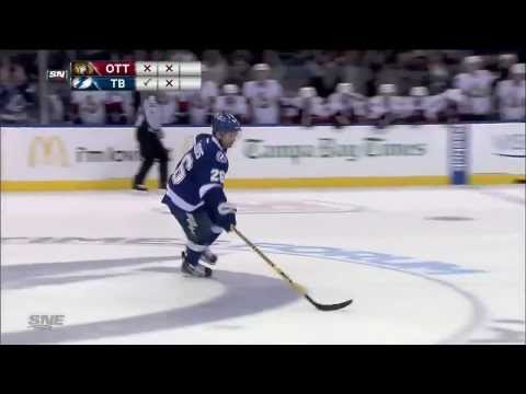 SHOOTOUT - Ottawa Senators @ Tampa Bay Lightning (1/23/14)