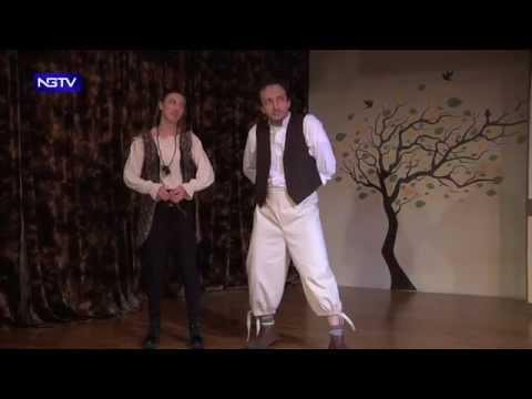 """Νέα Υόρκη: Το ελληνικό θέατρο """"Η Βασιλοπούλα πάει στον πόλεμο"""""""
