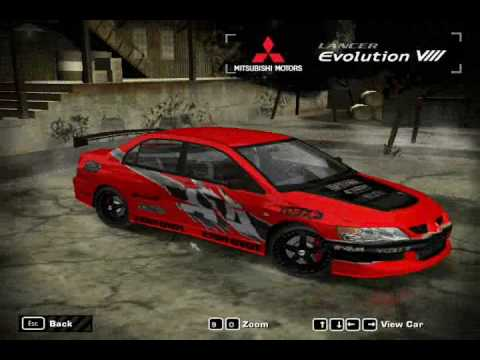 Fast and Furious NFSMW Biggest Collection Part1/3