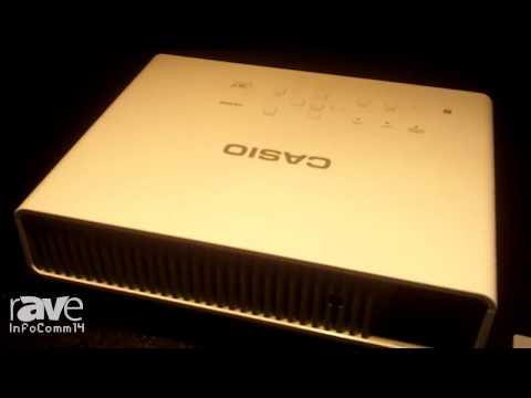 InfoComm 2014: Casio Shows Signature Series Projector