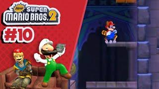 New Super Mario Bros 2 #10 (Luigi e suas piratarias)